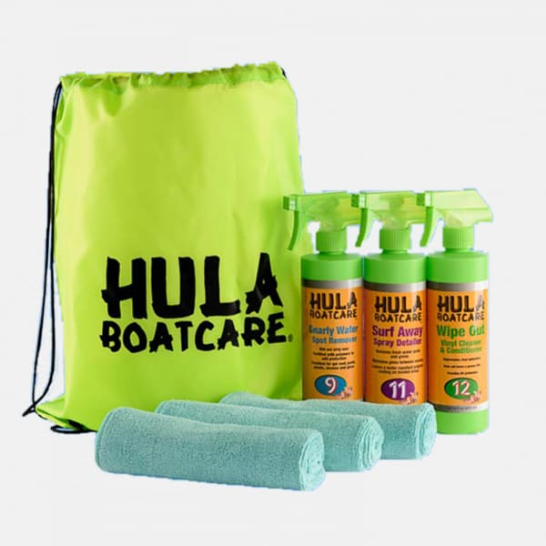 Quick Carry Boat Detailing Kit